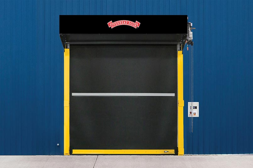 Should You Invest in a Rubber Overhead Door?